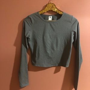 Avery long sleeve top